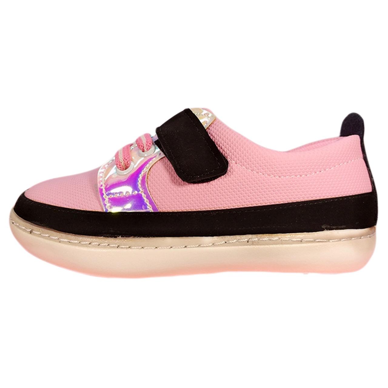 کفش راحتی دخترانه کد SR_PDS99