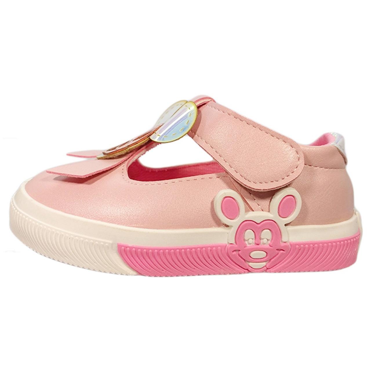 کفش راحتی دخترانه کد MICK_PDS55