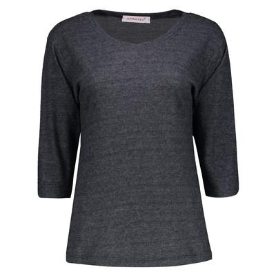 Photo of تی شرت زنانه افراتین کد 7510 رنگ خاکستری
