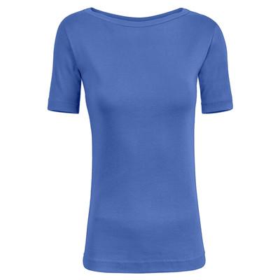 تصویر تی شرت زنانه ساروک مدل TZYGHF09 رنگ آبی