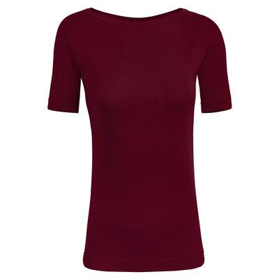 Photo of تی شرت زنانه ساروک مدل TZYGHF05 رنگ زرشکی
