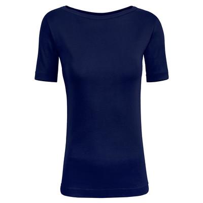 تی شرت زنانه ساروک مدل TZYGHF01 رنگ سرمه ای