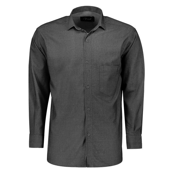 پیراهن مردانه فرد مدل P.Baz.252
