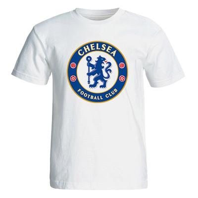 تصویر تی شرت آستین کوتاه مردانه طرح چلسی کد 35034