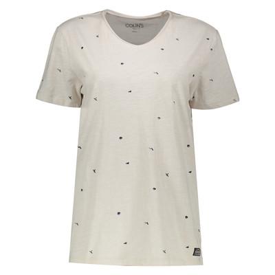 تی شرت زنانه کالینز مدل CL1025513-STN