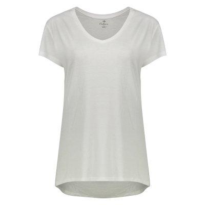تی شرت زنانه کالینز مدل CL1013893-WHT