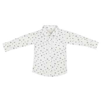 پیراهن آستین بلند پسرانه ریچ هورس مدل ps001