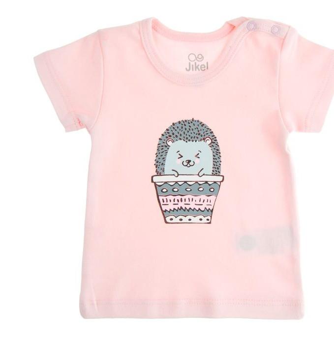تی شرت نوزادی جیکل مدل JK902108-13 مجموعه 2 عددی