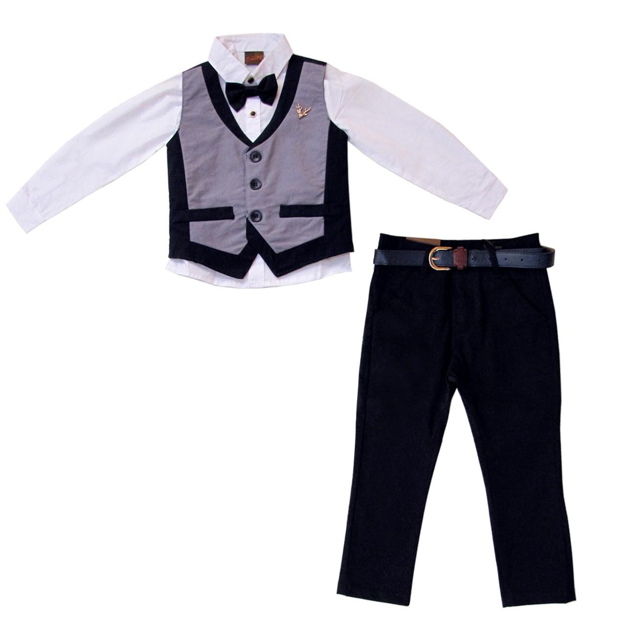 ست 5 تکه لباس پسرانه کد 0021