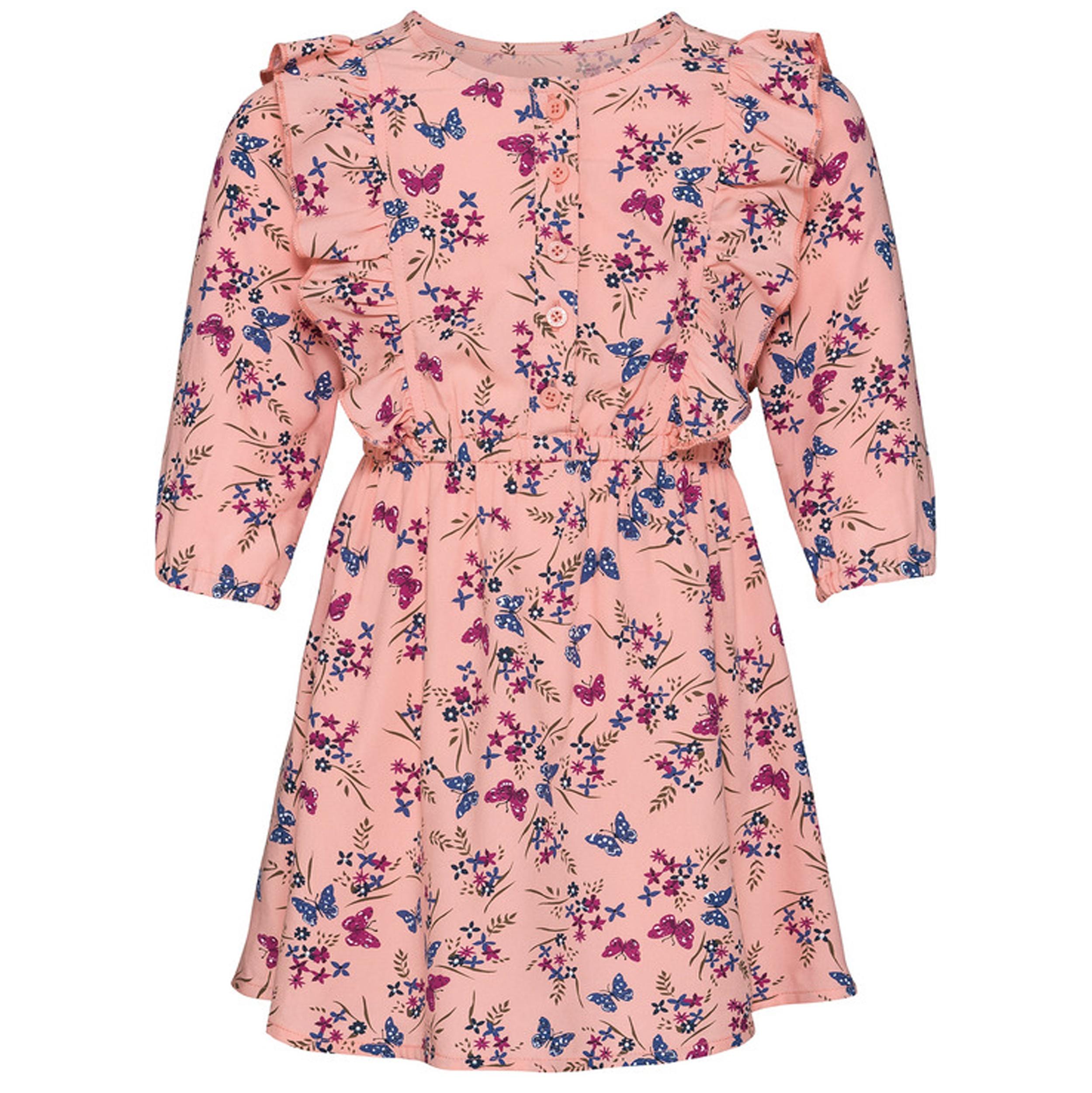 پیراهن دخترانه لوپیلو مدل PHSPIN1