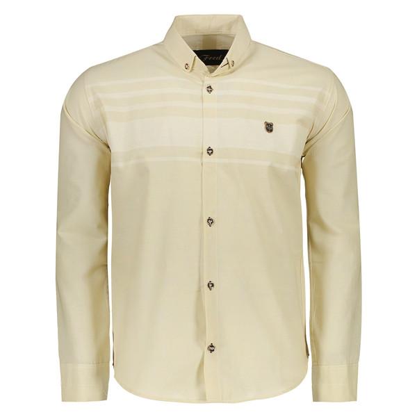 پیراهن مردانه فرد مدل P.Baz.276