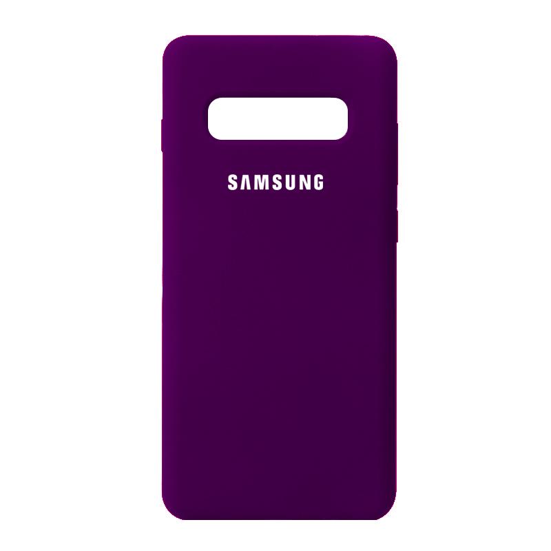کاور مدل Silc مناسب برای گوشی موبایل سامسونگ Galaxy S10