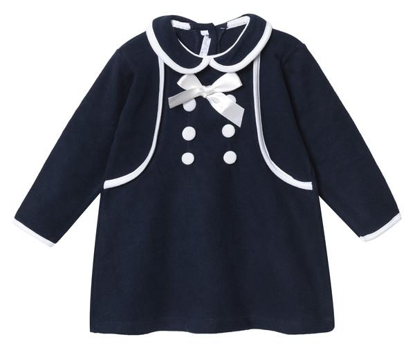 پیراهن دخترانه فیورلا مدل هوژان کد 2952
