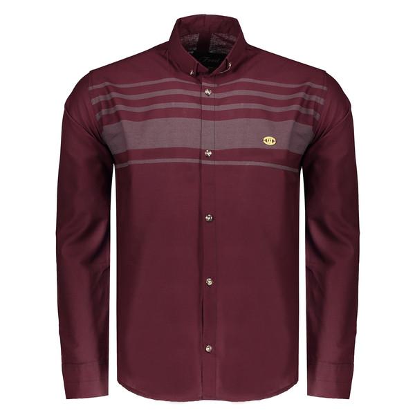 پیراهن مردانه فرد مدل P.Baz.278