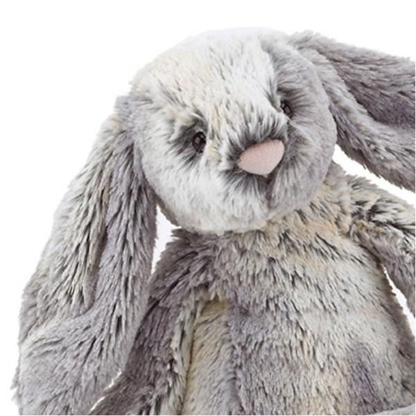 عروسک خرگوش جلی کت کد Pud3bn سایز 4