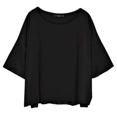 تی شرت آستین کوتاه زنانه مانگو مدل ROSE