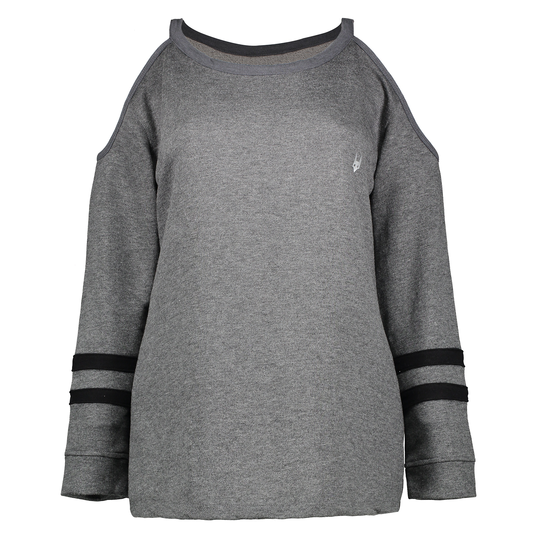 خرید                     سویشرت زنانه مل اند موژ مدل KT157-101