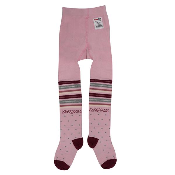 جوراب شلواری دخترانه کنته کیدز مدل 4C-03_298