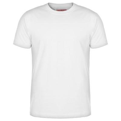 تی شرت آستین کوتاه مردانه کد 7579  رنگ سفید