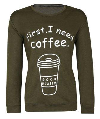 تصویر تی شرت آستین بلند زنانه کد 6550