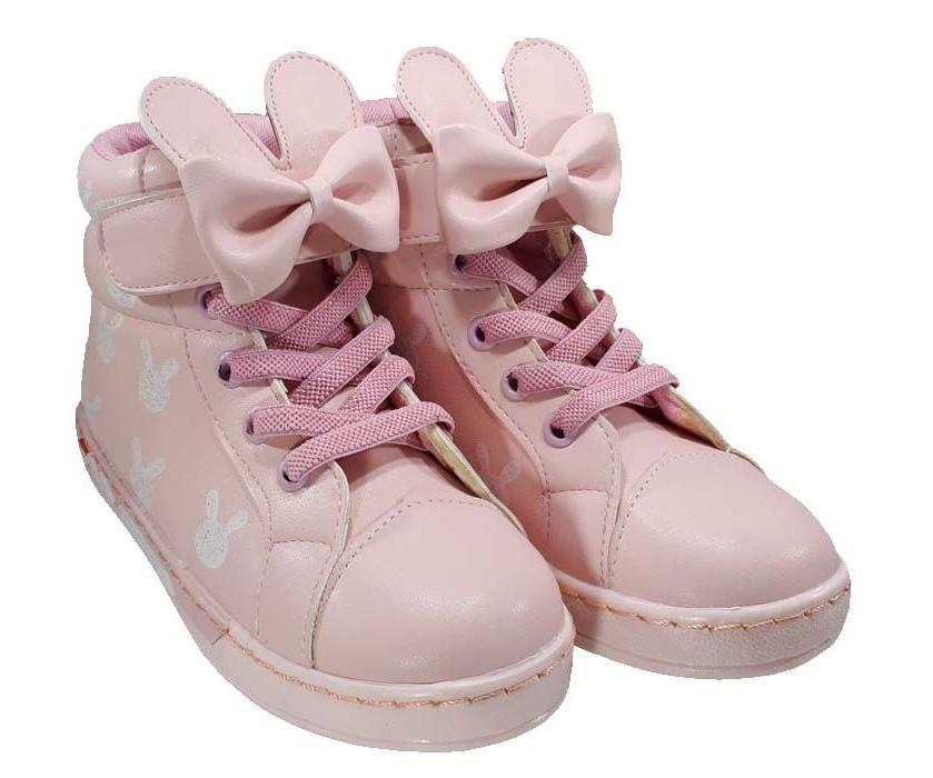کفش مخصوص پیاده روی دخترانه مدل سارا کد S02