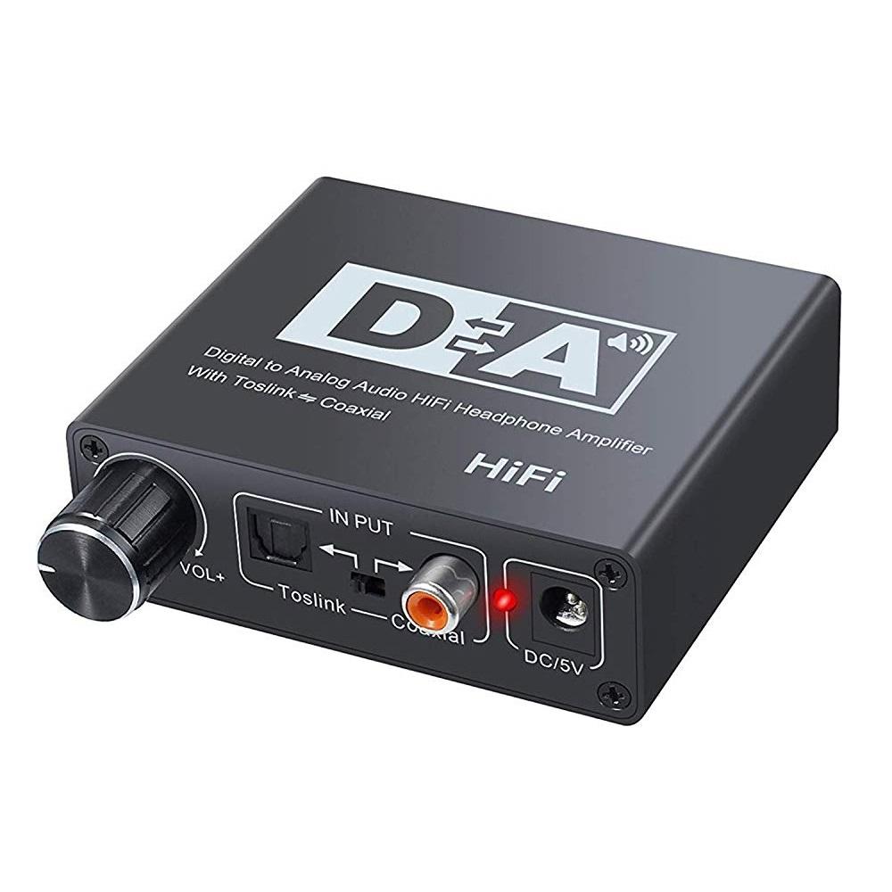 مبدل صدای دیجیتال به آنالوگ مدل PH2020