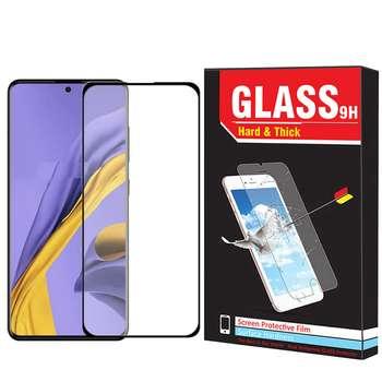 محافظ صفحه نمایش Hard and Thick مدل f-001 مناسب برای گوشی موبایل سامسونگ Galaxy A71