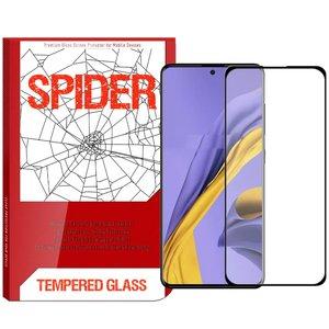 محافظ صفحه نمایش اسپایدر مدل FUS-022 مناسب برای گوشی موبایل سامسونگ Galaxy A71