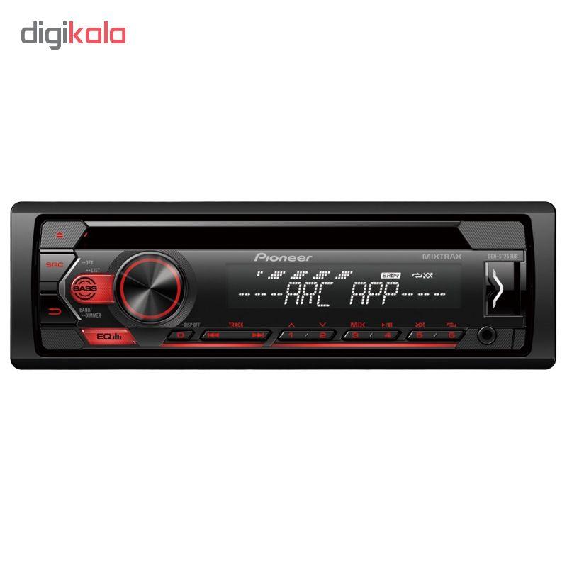 خرید اینترنتی پخش کننده خودرو پایونیر مدل DEH-S1253UB اورجینال