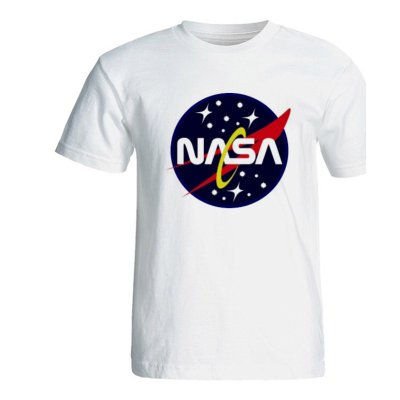 تیشرت مردانه طرح ناسا کد SA370