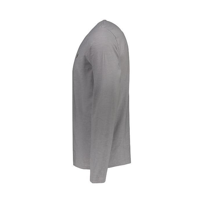 تیشرت مردانه سیاوود کد 6220102 رنگ طوسی