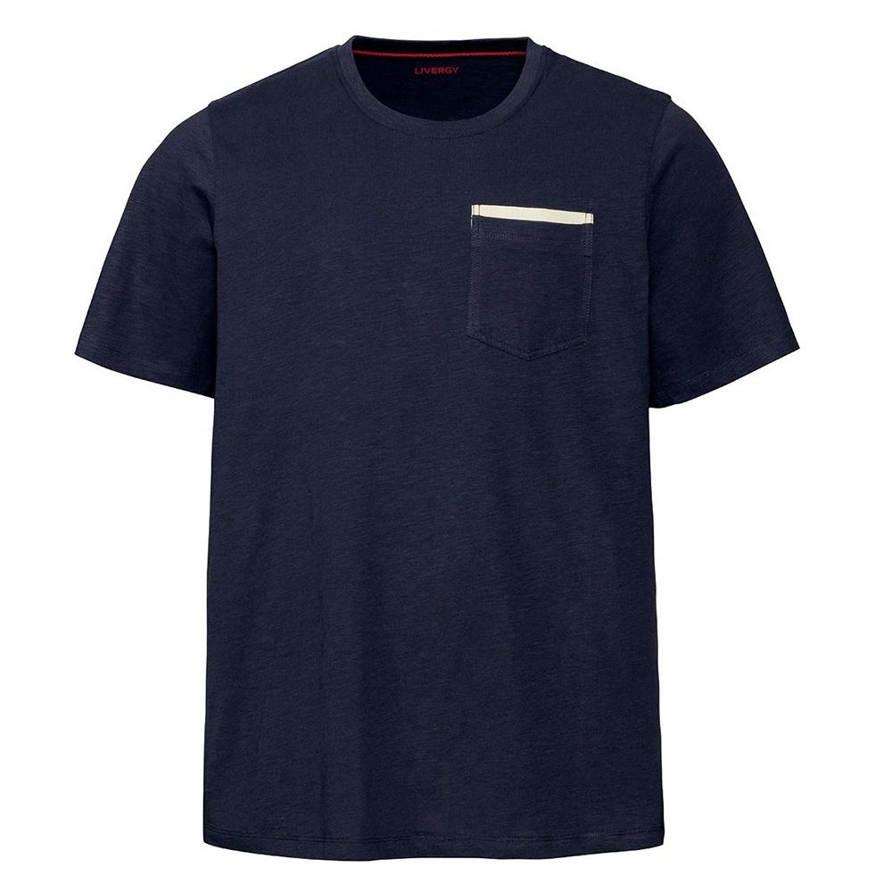 تی شرت آستین کوتاه مردانه زیزیپ کد 1046T