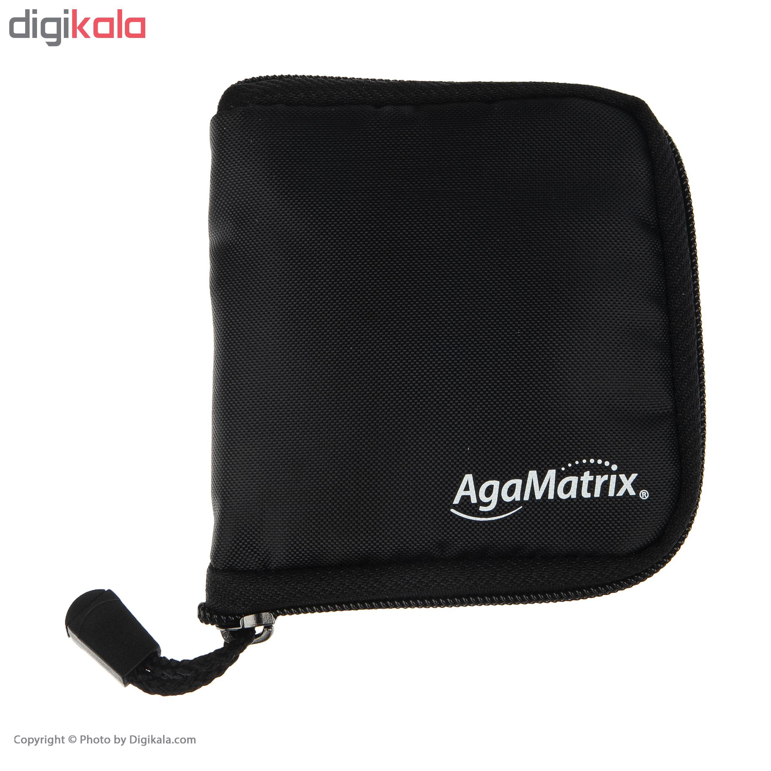 دستگاه تست قند خون آگاماتریکس مدل AgaMatrix Jazz Wireless 2