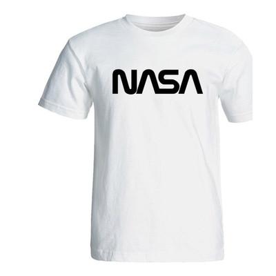 تصویر تیشرت مردانه طرح ناسا کد SA369