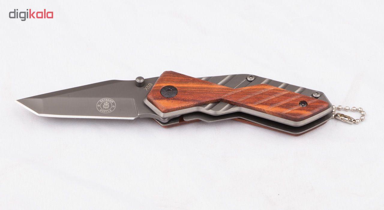 چاقو سفری مدل X59