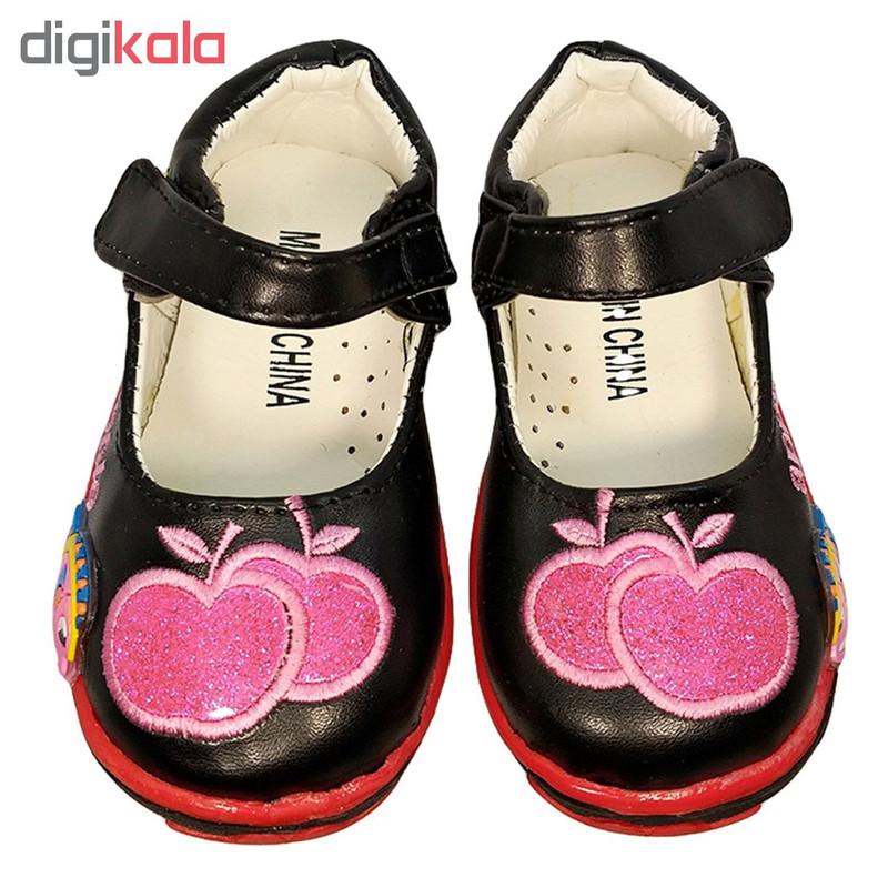 کفش دخترانه کد AP_BLDS88