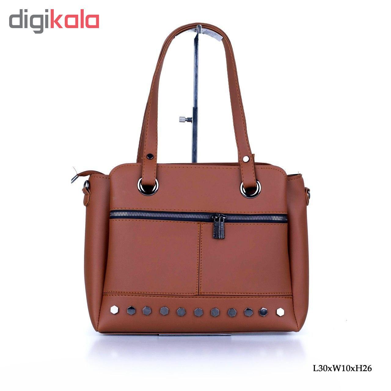کیف دستی زنانه مدل ژاله کد 551515
