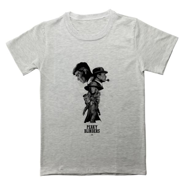 تی شرت مردانه طرح پیکی بلایندرز کد wtk597