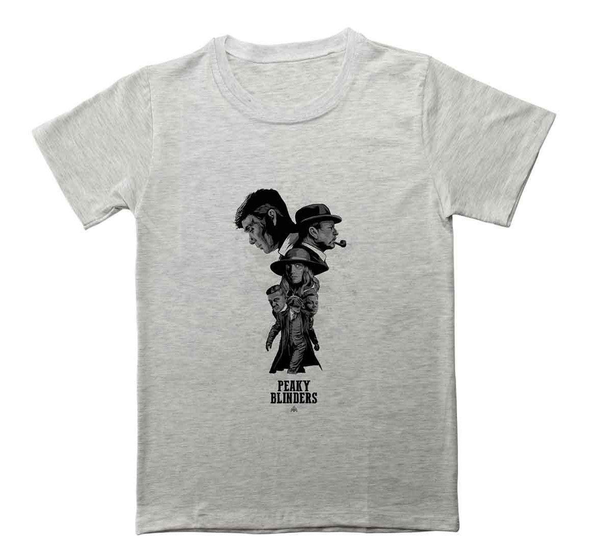 تی شرت مردانه طرح پیکی بلایندرز کد wtk597 main 1 1