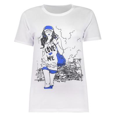 تی شرت زنانه کد SR2102W