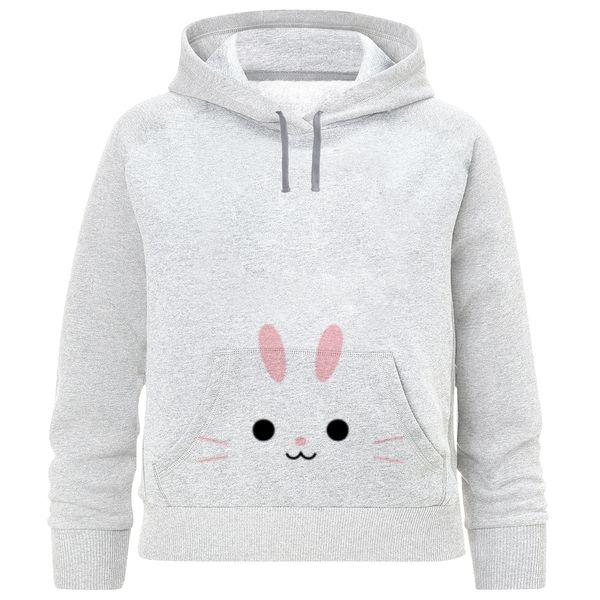 هودی دخترانه طرح خرگوش کد F89