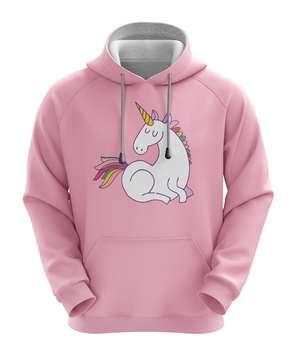 هودی زنانه مدل Unicorn1
