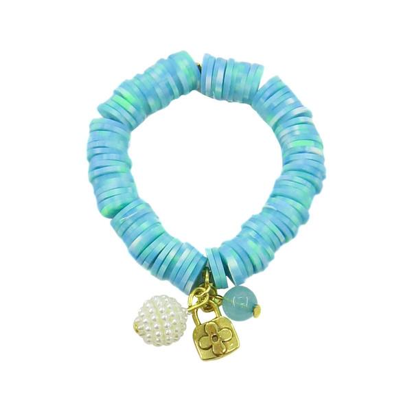 دستبند دخترانه کد A200-469