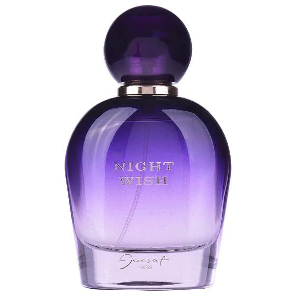 تستر ادو پرفیوم زنانه ژک ساف مدل Night Wish حجم 100 میلی لیتر