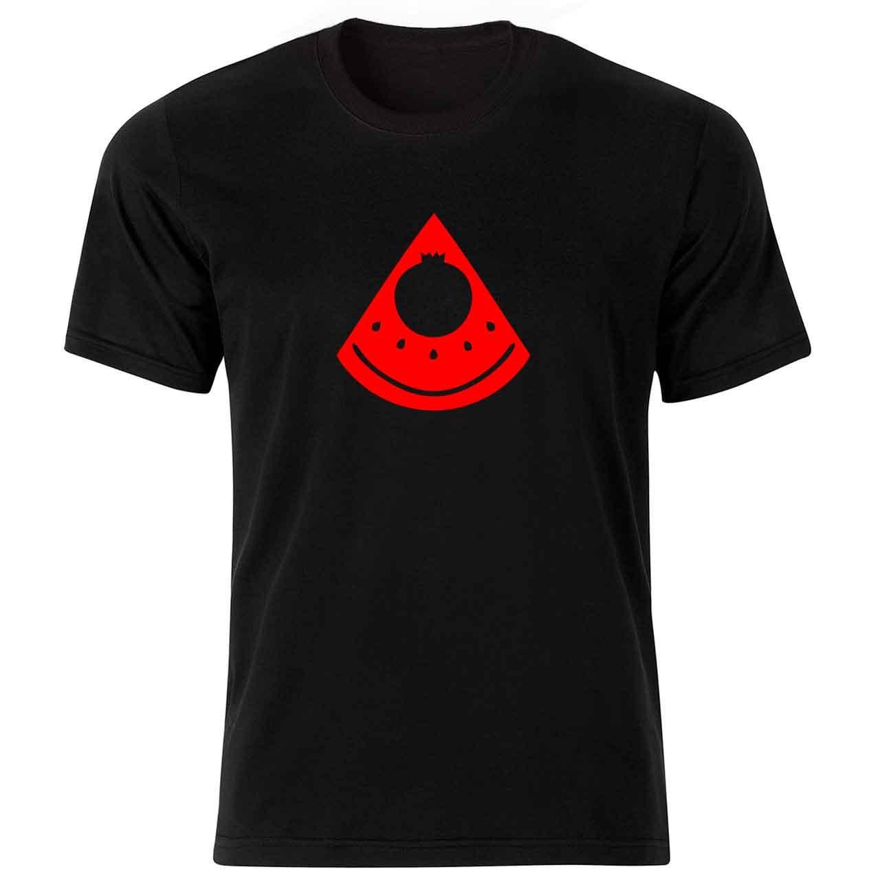 تصویر تی شرت زنانه طرح انار یلدا کد 36032