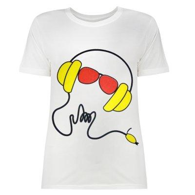 تی شرت زنانه کد SR2100W