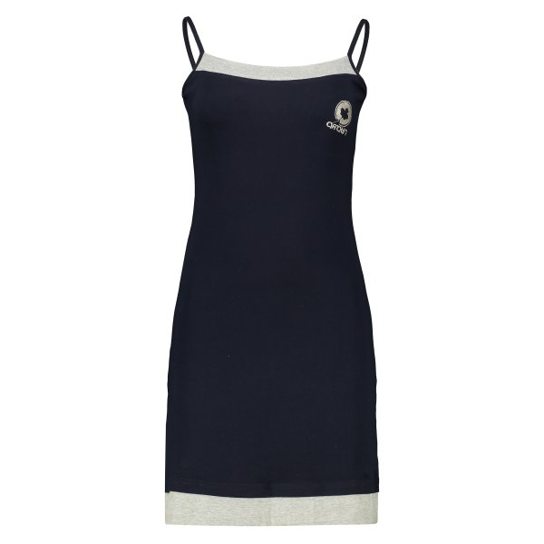 پیراهن زنانه افراتین کد 9647 رنگ سرمه ای
