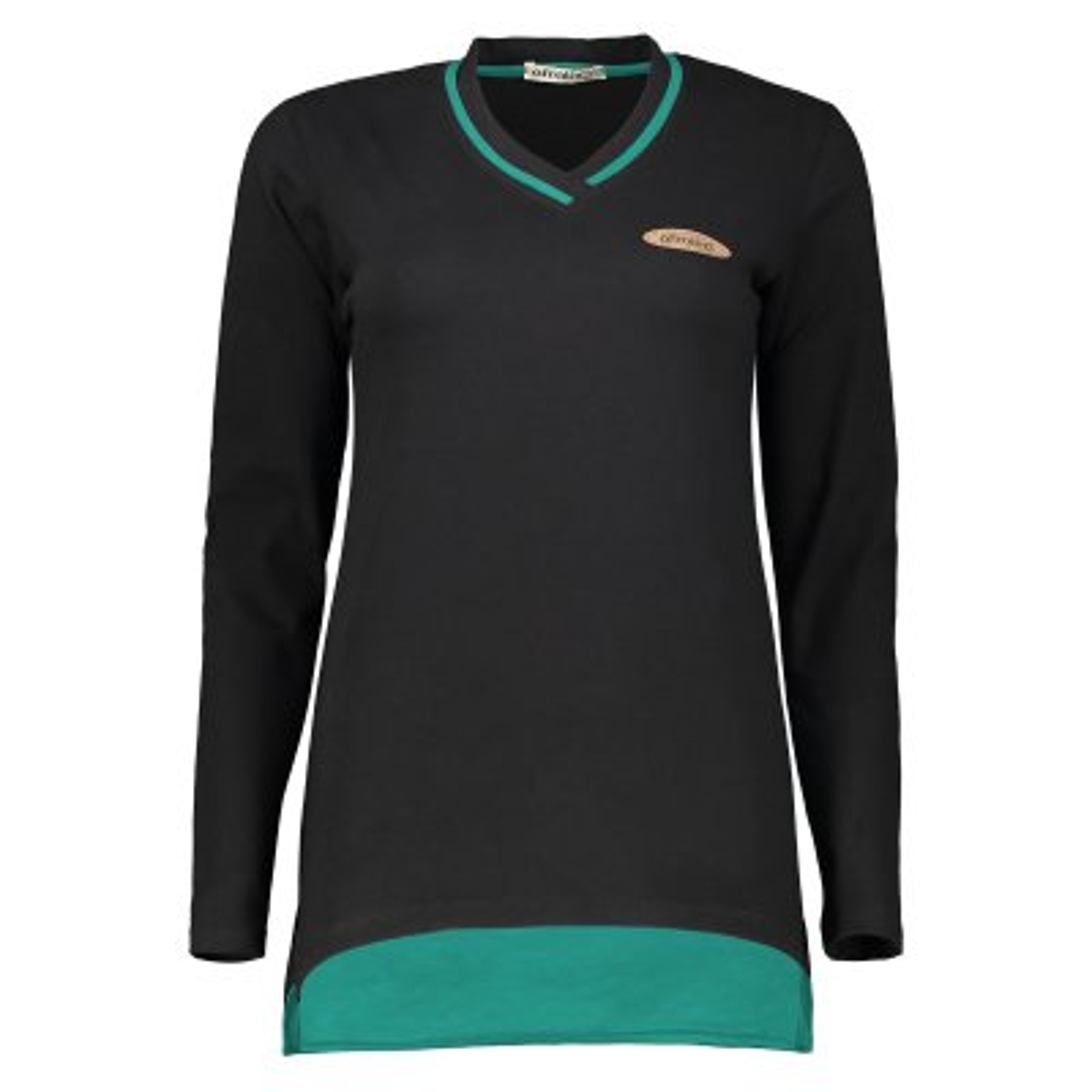 تصویر تی شرت زنانه افراتین کد 7077A
