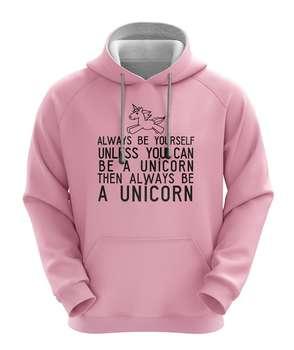 هودی زنانه مدل  Unicorn4