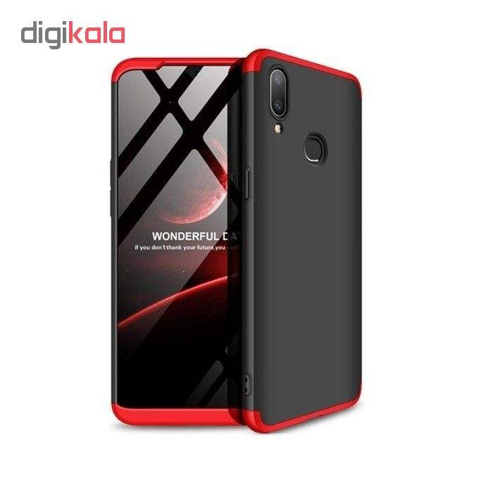 کاور 360 درجه جی کی کی مدل G-02 مناسب برای گوشی موبایل سامسونگGalaxy A10s main 1 3